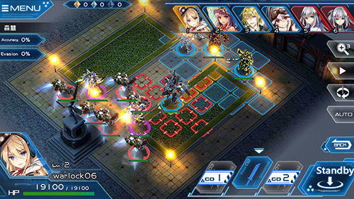 Robot tactics: Original chess-board game para Android