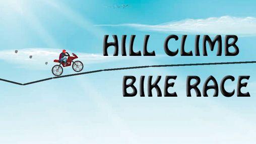 Hill climb bike race icono