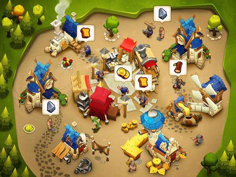 Könige der Schatten für iPhone