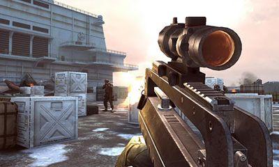 Juegos con multijugador Modern Combat 3 Fallen Nation para teléfono inteligente