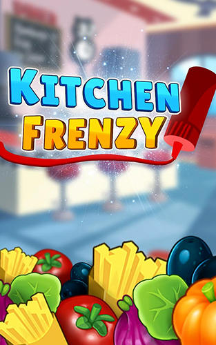 Kitchen frenzy match 3 game capture d'écran 1