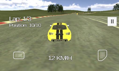 Extreme car racing auf Deutsch