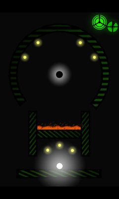 Arcade-Spiele Uball für das Smartphone