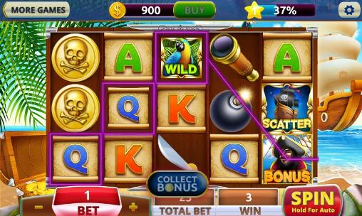 Pirates slots casino für Android