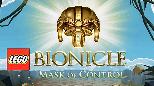 logo Lego Bionicle: Maske der Kontrolle