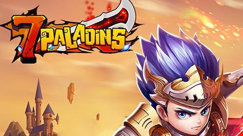 7 paladins screenshot 1