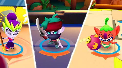 Arcade Smash league für das Smartphone