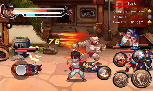King of kungfu 2: Street clash für Android