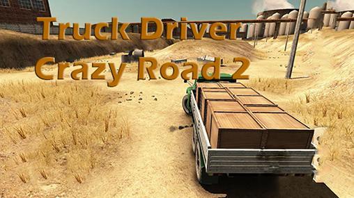 Truck driver: Crazy road 2 screenshot 1