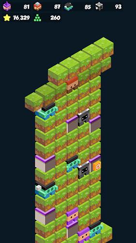 Arcade Cubic tower für das Smartphone