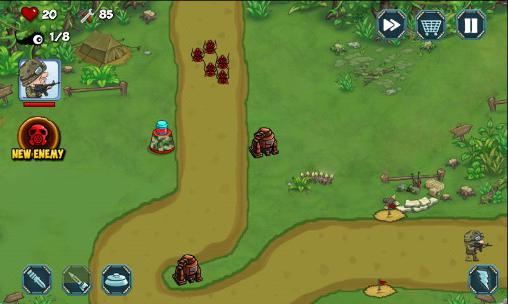 Alien defense for Android