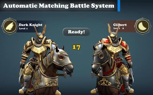 Mount and spear: Heroic knights for Android