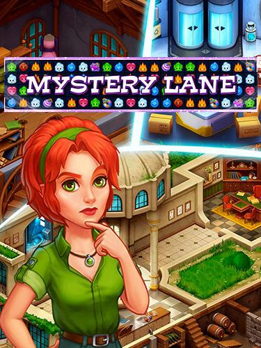 Mystery lane: Ghostly match скріншот 1