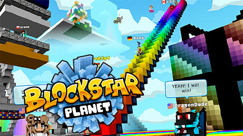 Blockstar planet captura de pantalla 1
