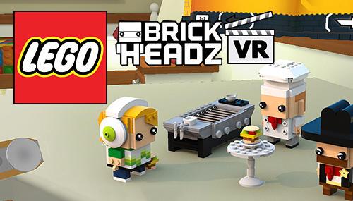 LEGO Brickheadz builder VR Screenshot