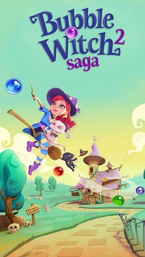 logo Sorcière avec les bulles 2: Saga