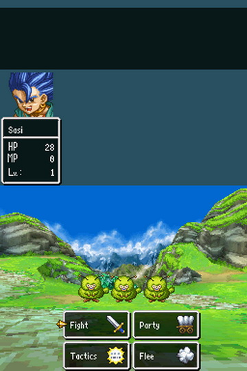 Dragon quest 6: Realms of revelation in English