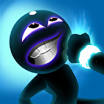 Stickman fight: The game icône