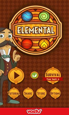 Elemental screenshot 1