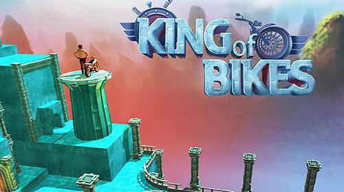 King of bikes icon