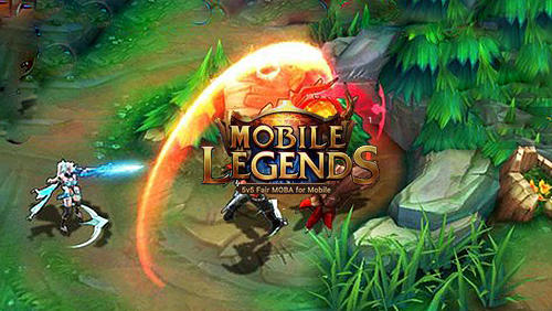 Mobile legends скриншот 1
