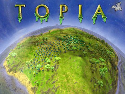 Topia Screenshot