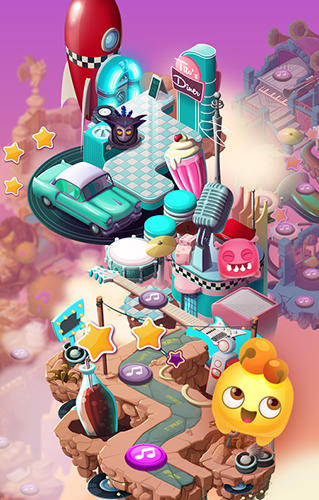 Melody monsters für Android