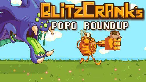 logo Blitzcrank's Poro Roundup