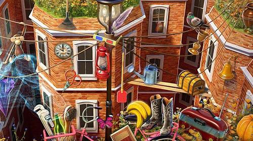 Abenteuer-Spiele Optical Illusions: Hidden objects game für das Smartphone