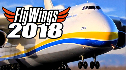 Flight simulator 2018 flywings скриншот 1