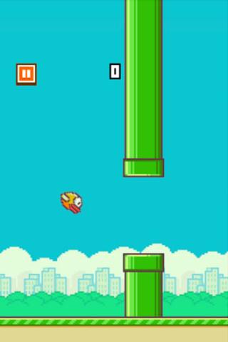 Captura de tela Pássaro planando no iPhone