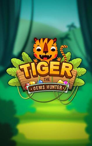 Tiger: The gems hunter match 3 Screenshot