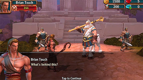 Legacy of Zeus para Android