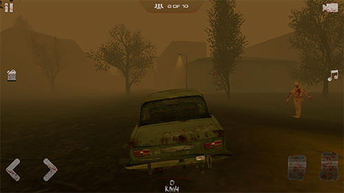Beware of the car для Android