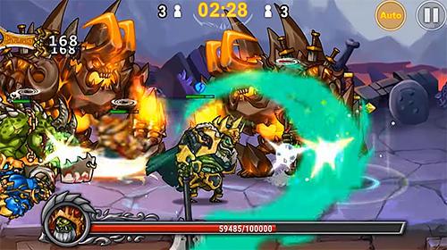 God of Era: Epic heroes war für Android