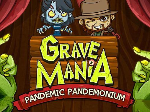 Grave mania 2: Pandemic pandemonium скриншот 1