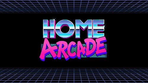 Home arcade captura de tela 1