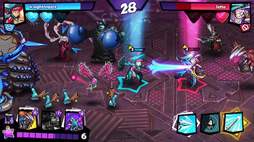 Arena stars: Battle heroes für Android