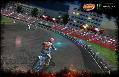 Screenshot Official Speedway GP 2013 on iPhone