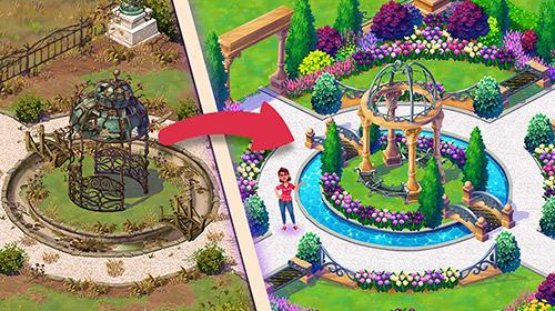 Lily's garden captura de pantalla 1