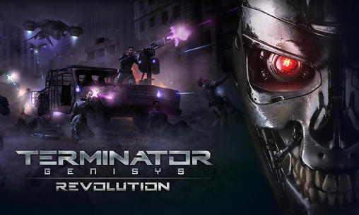 Terminator genisys: Revolution Screenshot