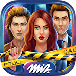 Detective love: Story games with choices Symbol