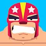 Rowdy wrestling Symbol