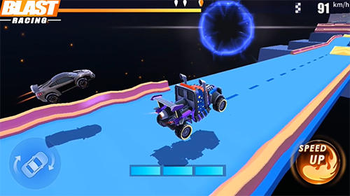 Premier league: Blast racing 2019 pour Android