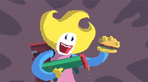 Pixelspiele Fast food rampage auf Deutsch