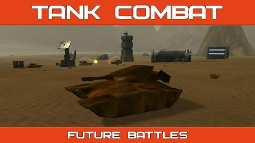 Tank combat: Future battles screenshot 1