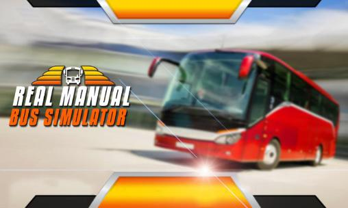 Real manual bus simulator 3D screenshots