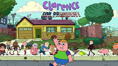 Clarence for president captura de pantalla 1