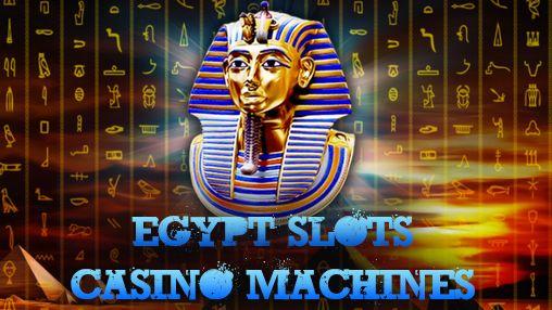 Egypt slots casino machines screenshot 1