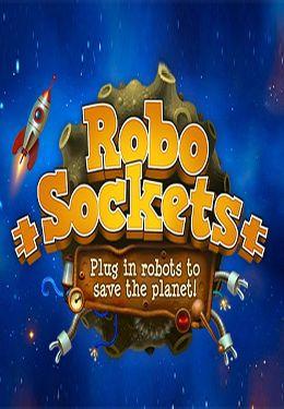 logo Robo Sockets: Link Me Up